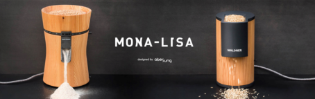 Mona-Lisa мельница и мюсленница