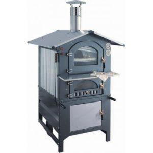 Дровяная печь для пекарни