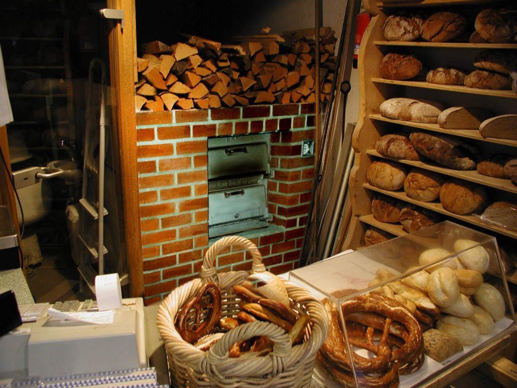 Дровяная печь для пекарни, Модель 7