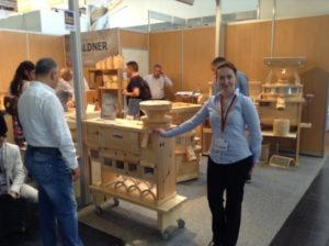 Компания SHELDEM на выставке IBA
